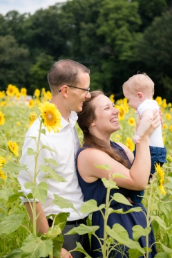 Weiden Family Sunflower Session (July 2017)15