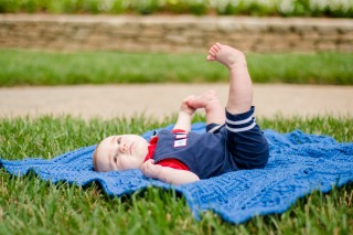 Eli Jamison 6 Month BLOG 5