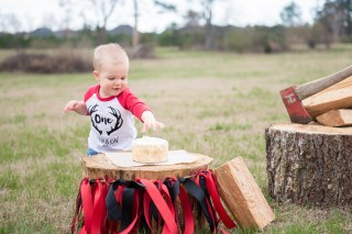 Waylon Wood 1 Year - BLOG 13