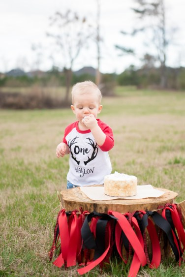 Waylon Wood 1 Year - BLOG 15