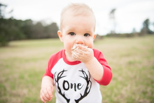 Waylon Wood 1 Year - BLOG 17