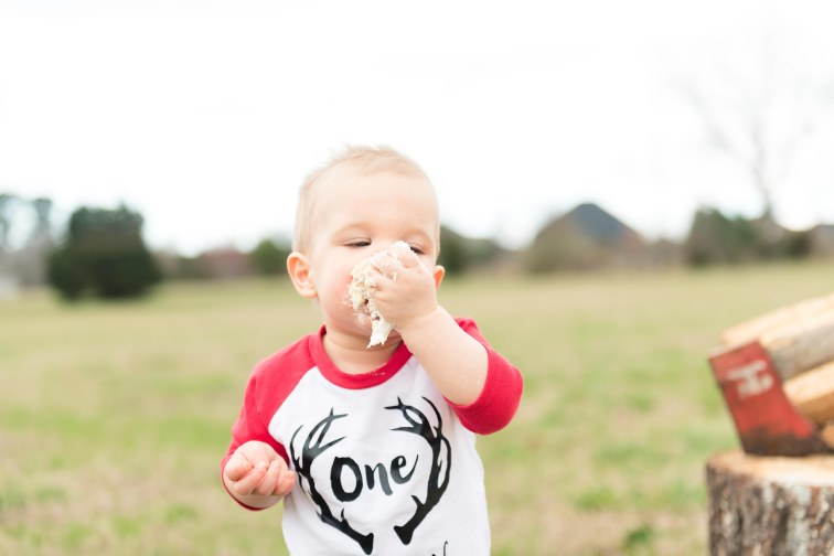 Waylon Wood 1 Year - BLOG 20